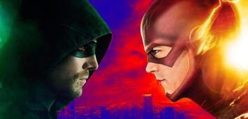 Bild zu:  Arrow und Flash