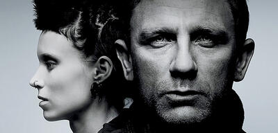 Verblendung mitRooney Mara und Daniel Craig