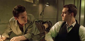 Gattaca - Ethan Hawke und Jude Law