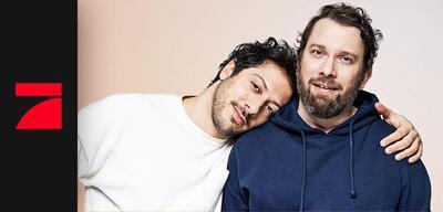 jerks. mit Fahri Yardim und Christian Ulmen bei ProSieben