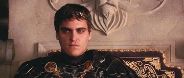 Der später Joker: Joaquin Phoenix in Gladiator, 2000