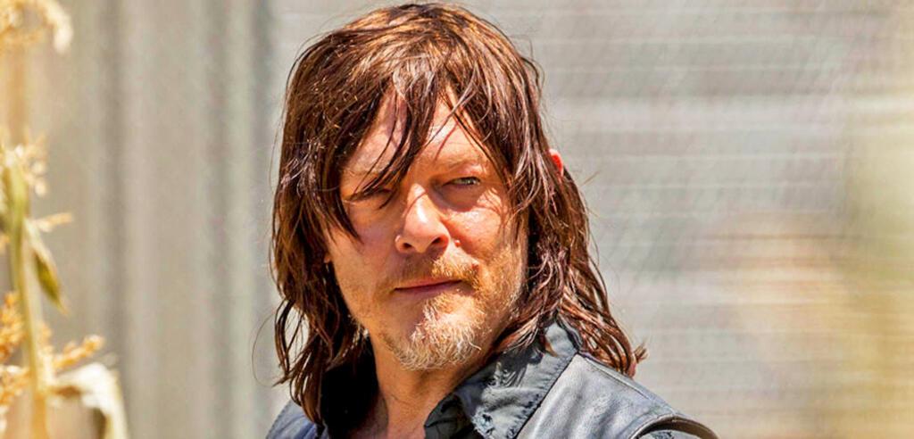 Norman Reedus als Daryl Dixon in The Walking Dead