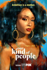 Our Kind of People - Staffel 1 - Poster