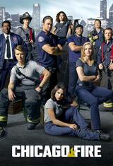 Chicago Fire - Staffel 4 - Poster