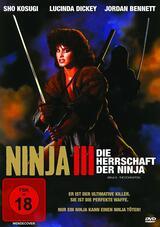Ninja 3 - Die Herrschaft der Ninja - Poster