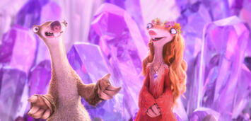 Bild zu:  Sid in Ice Age 5