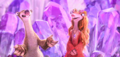 Otto Waalkes als Sid in Ice Age 5