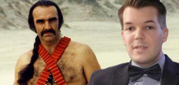Bild zu:  Connery im sexy Schlüpper