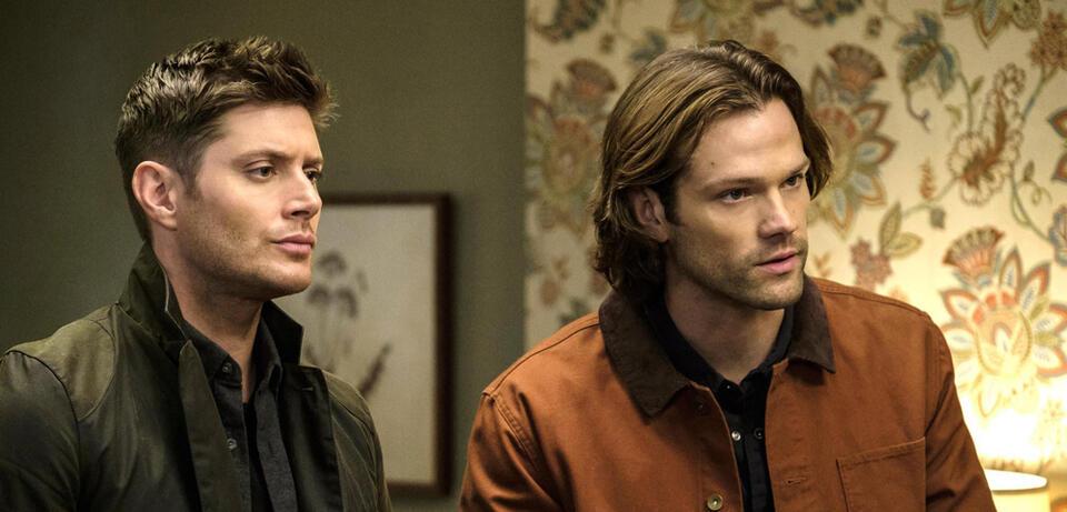 Supernatural: Jensen Ackles und Jared Padalecki als Dean und Sam