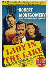 Die Dame im See