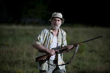 Jeffrey DeMunn in The Walking Dead