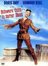Schwere Colts in zarter Hand - Poster