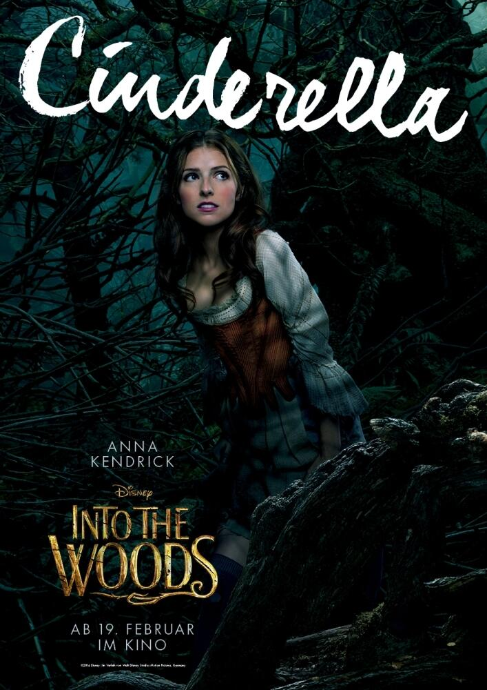 Into The Woods Besetzung