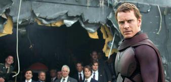 Michael Fassbender als Magneto