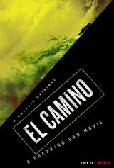 El Camino: A Breaking Bad Movie - Poster