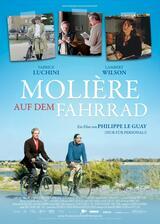 Molière auf dem Fahrrad - Poster