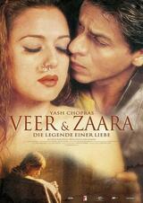 Veer und Zaara - Die Legende einer Liebe - Poster