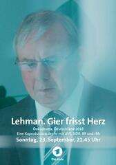 Lehman. Gier frisst Herz