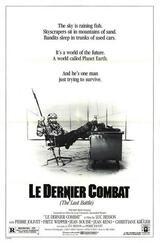 Der letzte Kampf - Poster