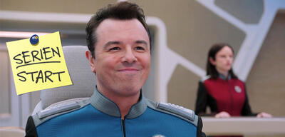 The Orville, Staffel 1