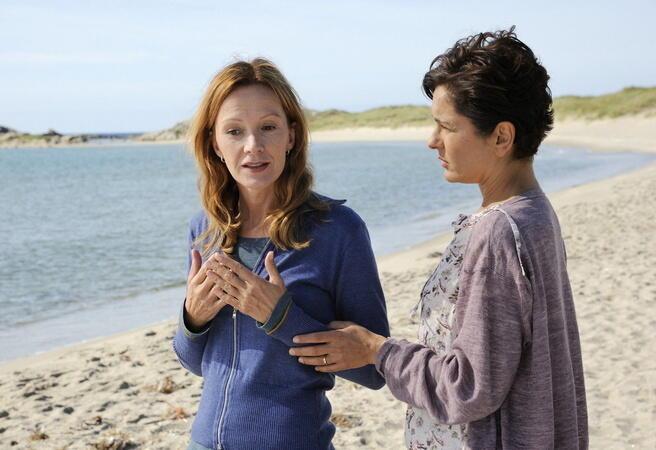 Die Frau Am Strand Tv Spielfilm