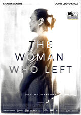 The Woman Who Left - Poster