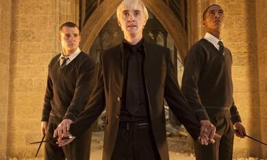 Harry Potter und die Heiligtümer des Todes 2 mit Tom Felton und Josh Herdman - Bild 6