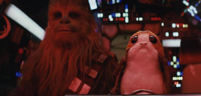 Star Wars 8 - Überstunden für die Porgs