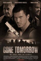 Gone Tomorrow - Poster