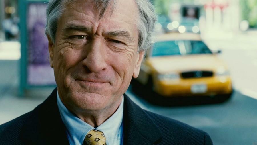 Silver Linings mit Robert De Niro
