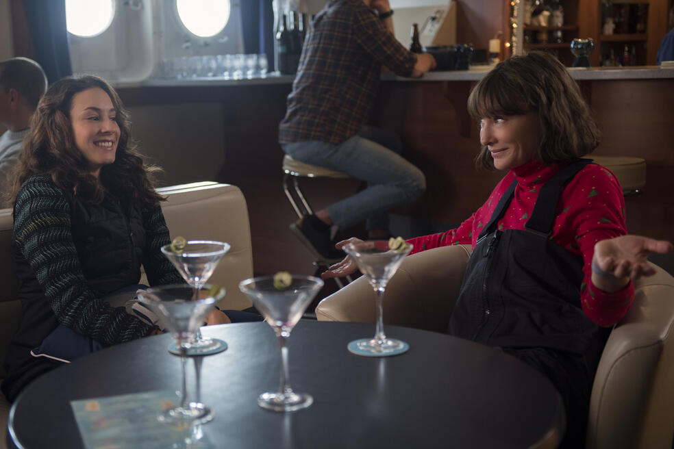 Bernadette mit Cate Blanchett