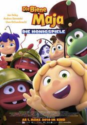 Die Biene Maja 2 - Die Honigspiele Poster