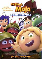 Die Biene Maja 2 - Die Honigspiele - Poster