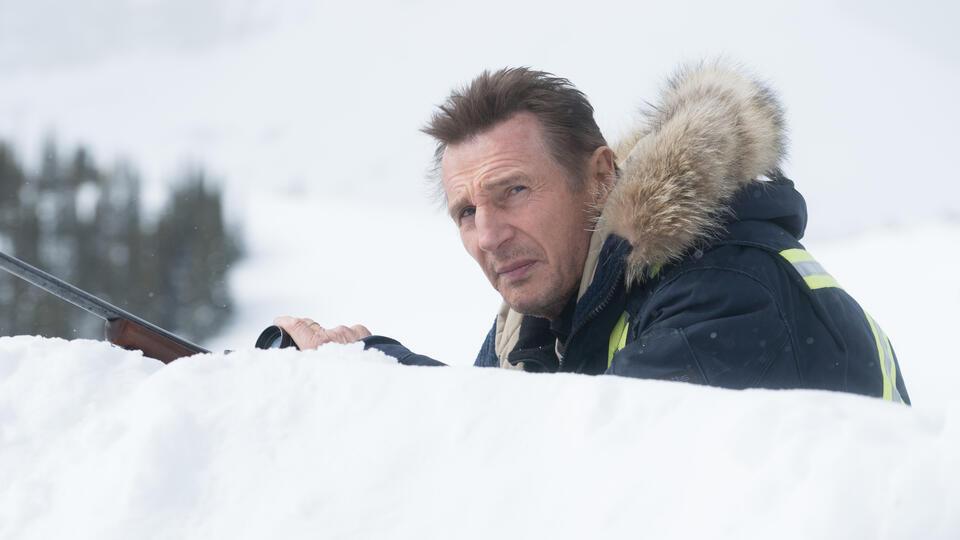 Hard Powder mit Liam Neeson