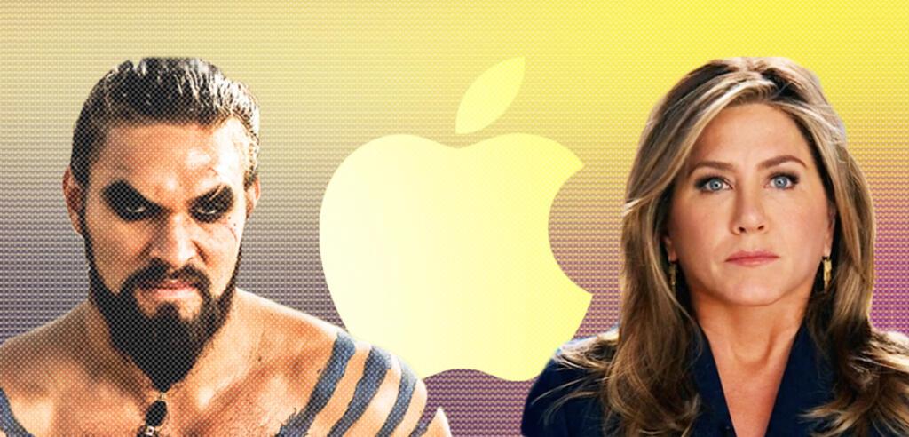 Neue Serienstars für Apple