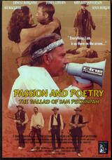 Passion & Poetry: The Ballad of Sam Peckinpah - Poster