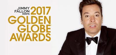 Jimmy Fallon hostet die Golden Globes 2017