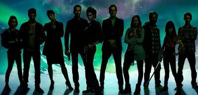 Der Cast von Heroes Reborn