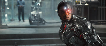 Ray Fisher als Cyborg