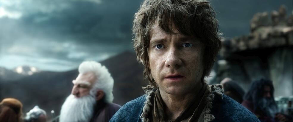 Der Hobbit 3: Die Schlacht der Fünf Heere mit Martin Freeman