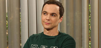 The Big Bang Theory mit Jim Parsons als Sheldon Cooper