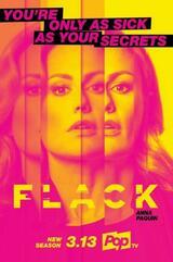 Flack - Staffel 2 - Poster