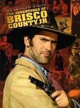 Die Abenteuer des Brisco County jr. - Poster