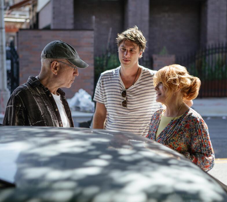 Abgang mit Stil mit Zach Braff, Alan Arkin und Ann-Margret Olsson