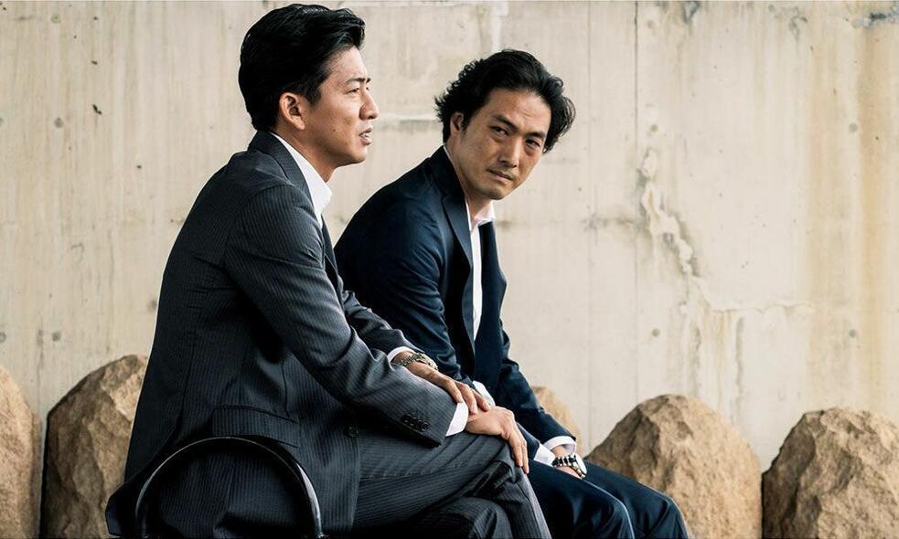 Killing for the Prosecution mit Takuya Kimura und Takehiro Hira