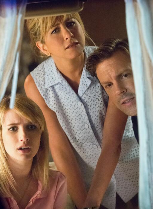 Wir sind die Millers mit Jennifer Aniston und Emma Roberts