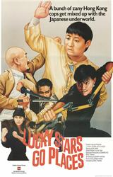 Lucky Stars Go Places - Poster