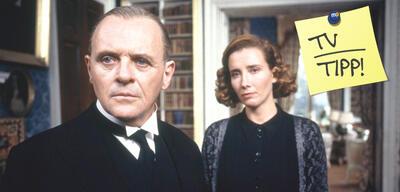 Was vom Tage übrigblieb mitAnthony Hopkins und Emma Thompson