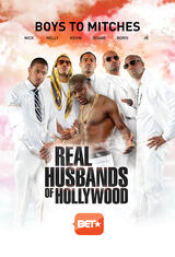 Real Husbands of Hollywood - Poster