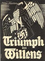 Triumph des Willens - Poster